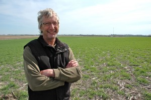 Dick Sloan is a member of the Sustainable Corn Project advisory board, chairman of the Lime Creek Watershed Council and a Practical Farmers of Iowa Outreach Leader.